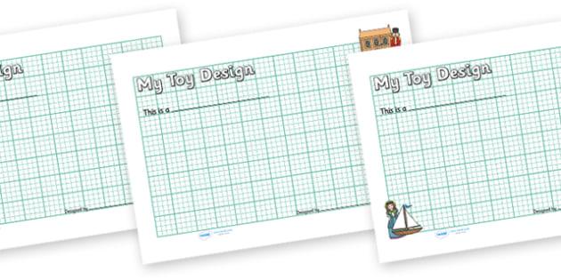 Victorian Toy Shop Toy Design Sheet - victorian toy shop, role play, design sheet, victorian toy shop role play, role play design sheet, role play worksheet