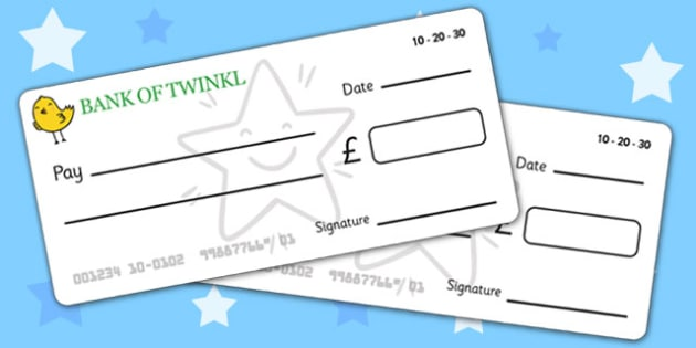 Supermarket Cheque Book - Supermarket Role Play, Role Play Cheque Books - Cheque Book, Role Play, Money, Shop, Till, Purchase, topic, activitysupermarket resources, food, labels, till, customer, checkout, basket, food aisle, role play, display, poste