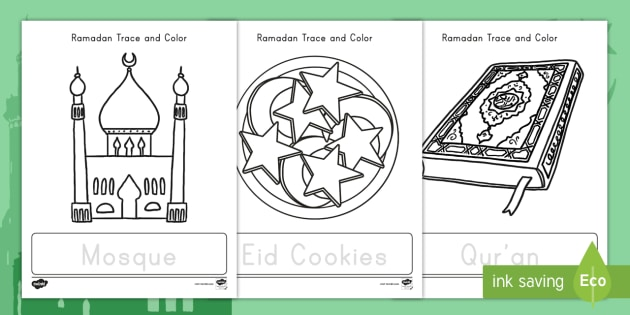 Ramadan Coloring Pages For Kids | Coloring pages, Coloring pages ... | 315x630