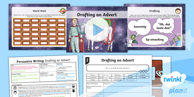Space: The King of Space: Persuasive Writing 3 Y3 Lesson Pack To Support Teaching on 'The King of Space' - Earth and space, astronauts, rex, adventure story, the pirates