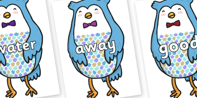 Next 200 Common Words on Owl - Next 200 Common Words on  - DfES Letters and Sounds, Letters and Sounds, Letters and sounds words, Common words, 200 common words