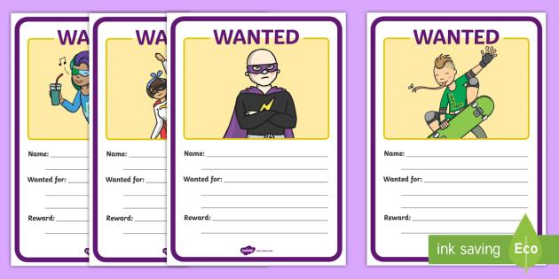 Superheroes Wanted Posters - Superhero, superheroes, display, poster, wanted, hero, batman, superman, spiderman, special, power, powers, catwoman, liono, he-man