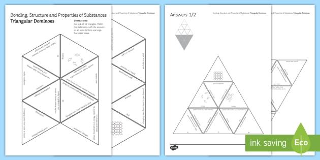 Ionic And Covalent Bonding Worksheet Tarsia gcse chemistry – Chemical Bonding Worksheet
