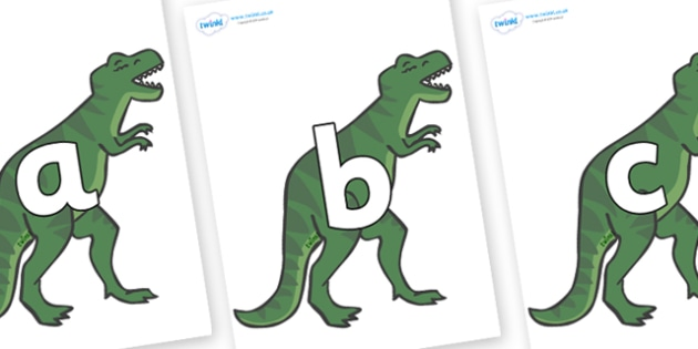 Phoneme Set on T-Rex - Phoneme set, phonemes, phoneme, Letters and Sounds, DfES, display, Phase 1, Phase 2, Phase 3, Phase 5, Foundation, Literacy