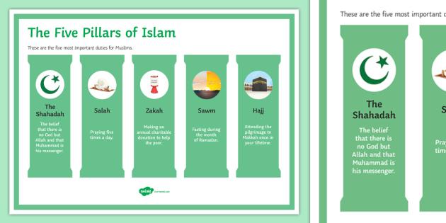5 pillars of islam meaning