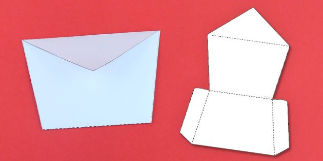 Interactive Notebook Long Top Envelope - craft, paper craft, art