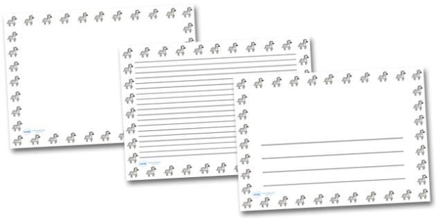 Zebra Portrait Page Borders- Portrait Page Borders - Page border, border, writing template, writing aid, writing frame, a4 border, template, templates, landscape