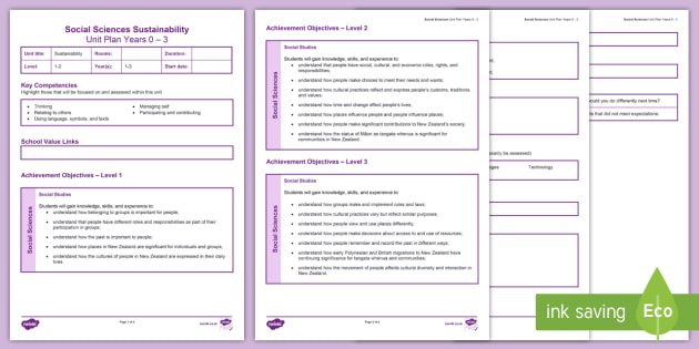 Sustainability unit plan template tidy kiwi new zealand sustainability unit plan template tidy kiwi new zealand rubbish recycling years pronofoot35fo Gallery