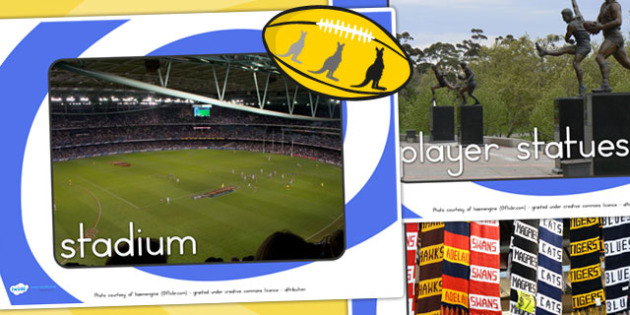 Australian Football League Display Photos - AFL, football, sport