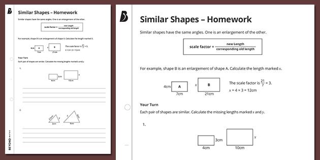 Homework help ks3 maths