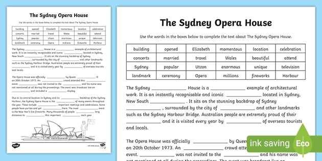 Upper Activities to Develop Reading Comprehension Differentiated Cloze