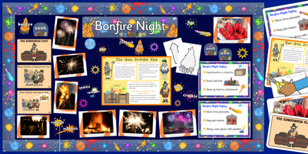 Ready Made Bonfire Night Display Pack - ready made, bonfire, pack