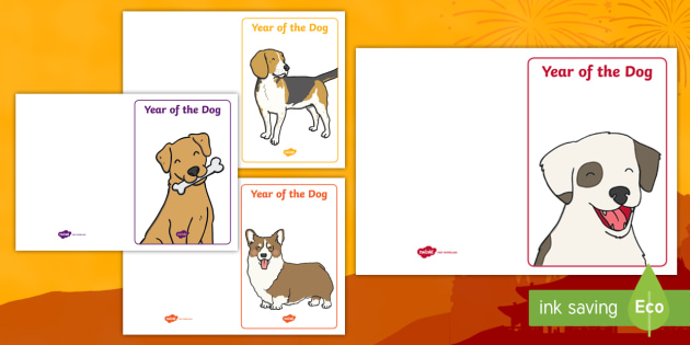 Fp the year of the dog greetings cards chinese new year fp the year of the dog greetings cards chinese new year festivals and celebrations m4hsunfo