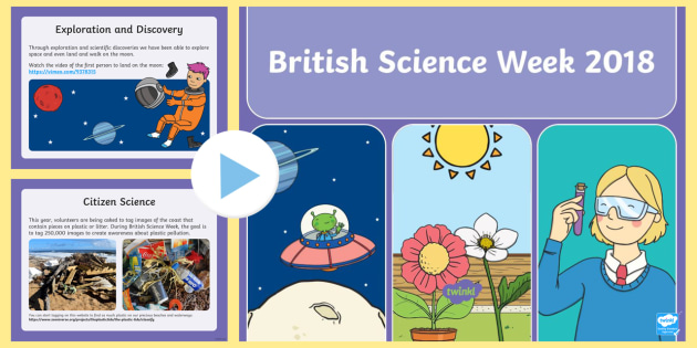 british science week powerpoint science assembly whole school british science week
