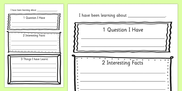 Non Fiction Reading Response Worksheets non fiction reading – Reading Response Worksheet
