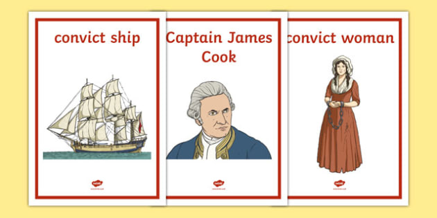 Australian Colonisation Display Posters - display, posters