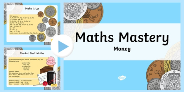 Add and subtract amounts of money to give - New 2014