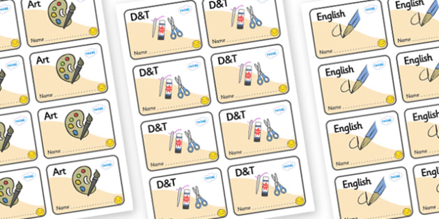 Welcome to our class- Smiley Face Themed Editable Book Labels - Themed Book label, label, subject labels, exercise book, workbook labels, textbook labels