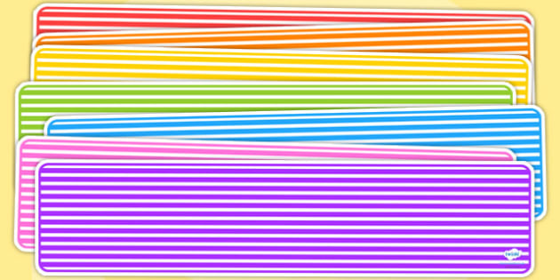 Editable Banner Stripes - editable, editable banner, stripes, display, banner, display banner, display header, themed banner, editable header, header