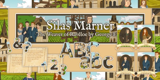 Silas Marner Display Pack - Eliot, display, Silas Marner, display pack, pack, english, ks4, secondary