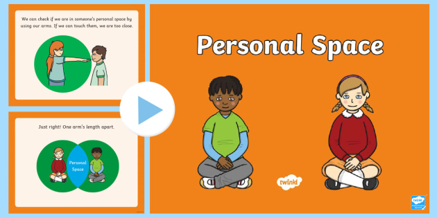 personal space powerpoint private sign twinkl teacher