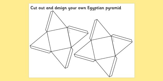 Egyptians Pyramid Net - pyramid net, triangle net, egyptian