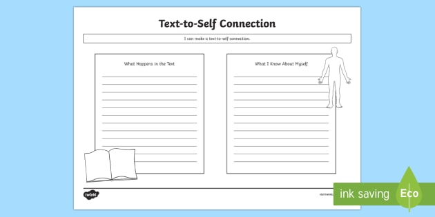 Text Connections Worksheet Stay At Hand