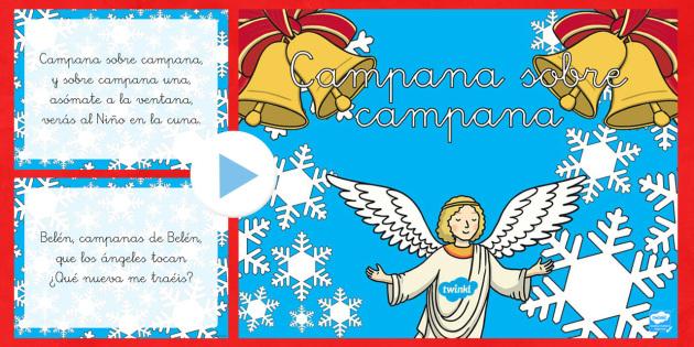 Campana sobre Campana Presentación-Spanish