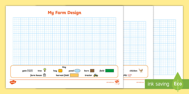 design a farm worksheets design a farm design a farm sheet