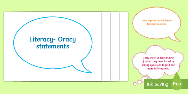 I Can... Literacy Statements for Year 1 Display Cut-Outs - LNF Statements, LNF Display in Foundation Phase, Literacy Display Year 1.,Welsh