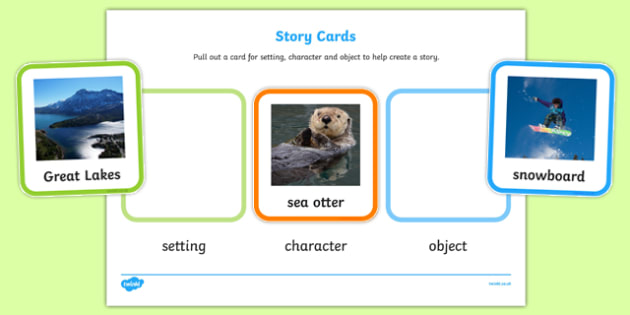 Canadian Story Cards