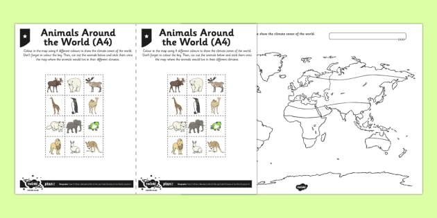 Free worksheets library download and print worksheets free on world climate regions blank map copy worksheets climate zones gumiabroncs Gallery