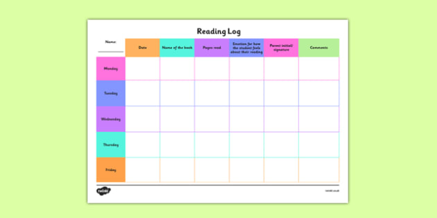 Australia - Reading Log Activity Sheet - australia, reading log, guided reading, read, log, activity, sheet, worksheet