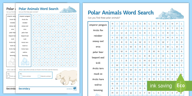 Science Animals Worksheets page 1 | abcteach