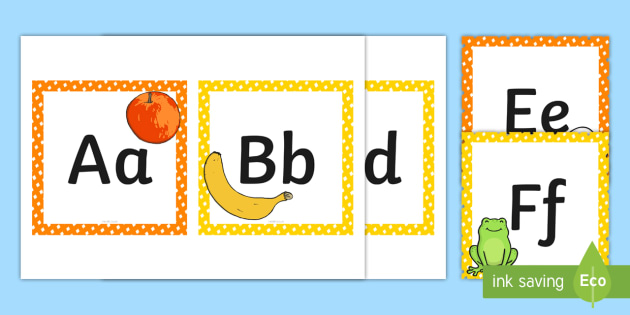 Alphabet Frieze - alphabet frieze, alphabet, frieze ...