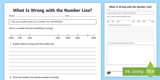 place value of fourdigit numbers on a number line openended  place value of fourdigit numbers on a number line openended worksheet
