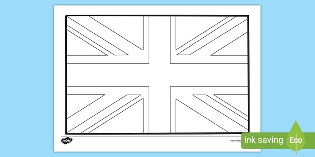 - FREE! - 👉 Union Flag Colouring Sheet (teacher Made)