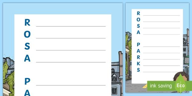Park Art My WordPress Blog_View Rosa Parks Artwork Ks2  Pictures