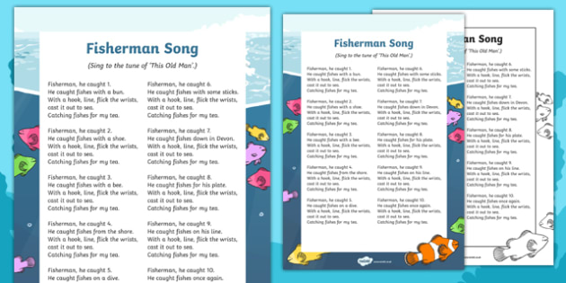 Fisherman Song
