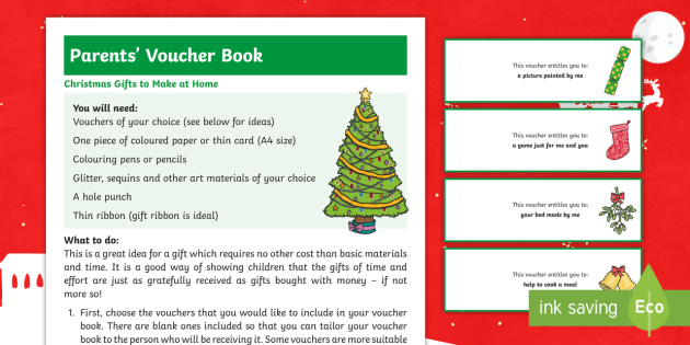 Weather related xmas gifts for parents