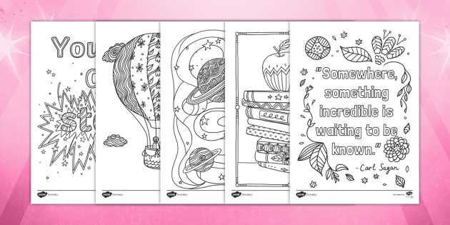 Ks2 Mindfulness Colouring Pages Mindfulness Colouring Book