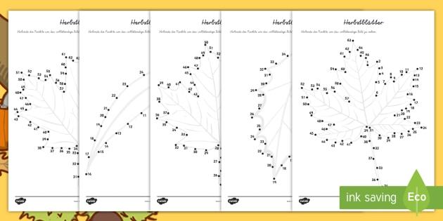Herbst Addition Arbeitsblatt - Herbstlich, Mathe, Addieren