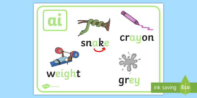 Alternative Spellings for ai Display Poster - alternative spellings for ai, display poster, ai display poster, alternative spelling for ai poster