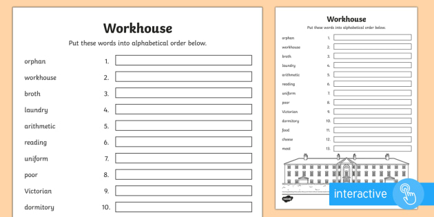 Bullying assignments and worksheets