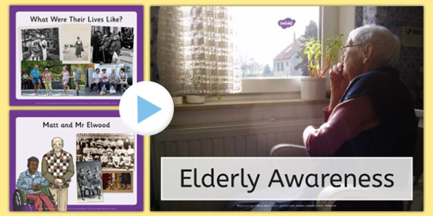 Elderly Awareness Assembly Presentation - elderly, awareness, assembly, presentation