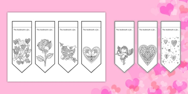 Valentine 39 s Mindfulness Colouring