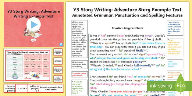 narrative writing ks2 powerpoint
