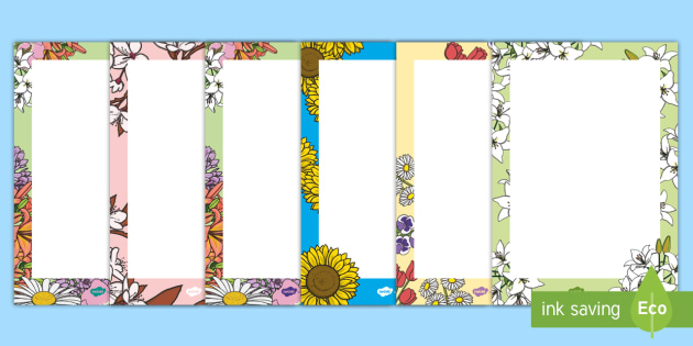 New Flower Card Inserts Mothers Day Birthday Get Well