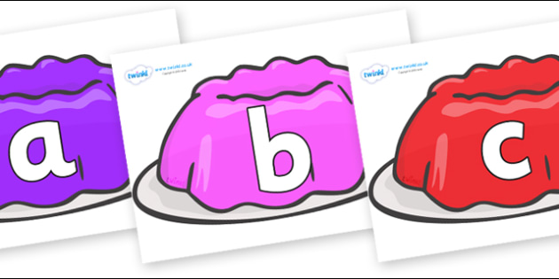 Phoneme Set on Jelly - Phoneme set, phonemes, phoneme, Letters and Sounds, DfES, display, Phase 1, Phase 2, Phase 3, Phase 5, Foundation, Literacy