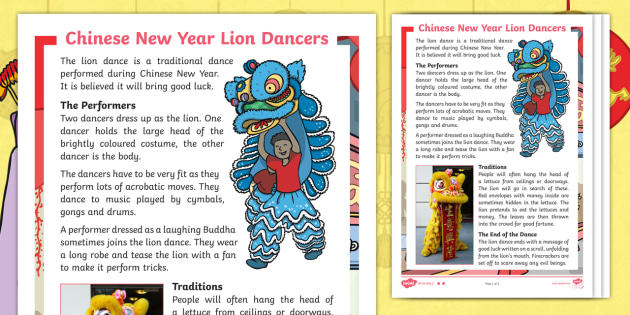 dragons in the city lion dancers differentiated reading comprehension. Black Bedroom Furniture Sets. Home Design Ideas